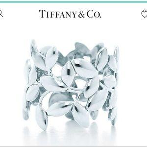 Tiffany's Paloma Picasso Ring.